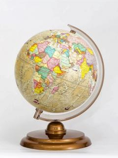 25 cm antique globe
