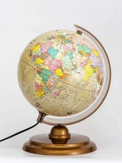 25 cm átmérőjű átvilágító antik
